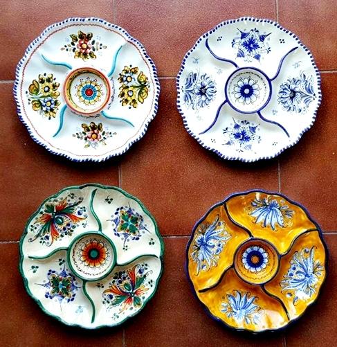 & Spanish Ceramic Toledo Puerte del Arzobispo